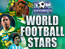 Top Trumps WorldFootball Stars